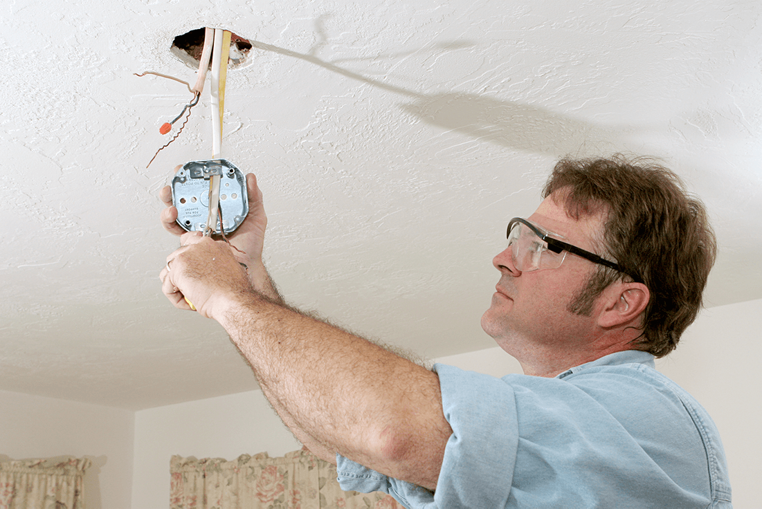 How Much Does It Cost To Install A Ceiling Fan With Existing Wiring
