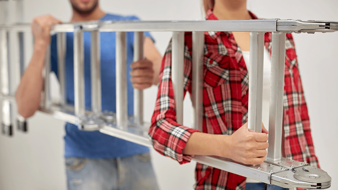 Choosing the Right Stepladder for the Job