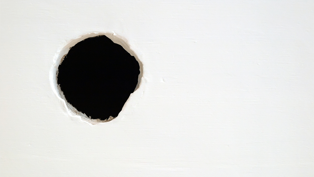 Patching Holes in Drywall