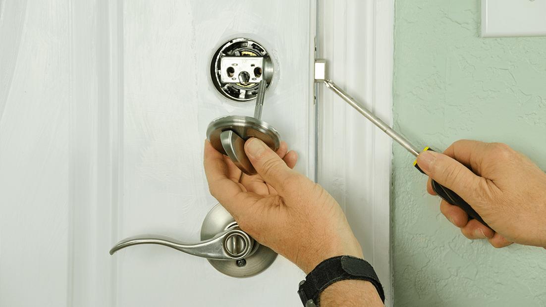 Install a Deadbolt Lock