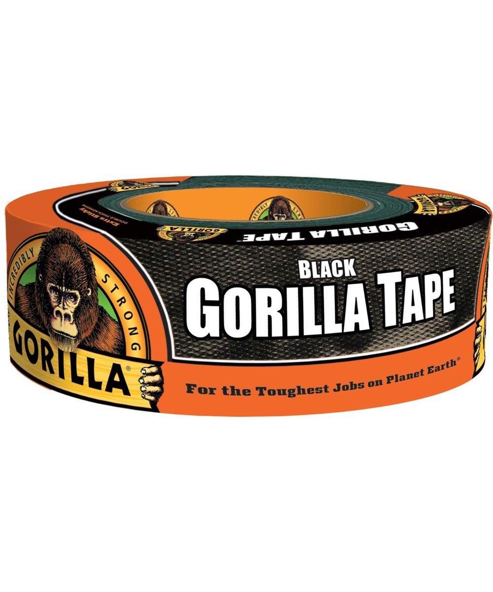 Black Gorilla Tape, 1.88 in. x 35 yd.