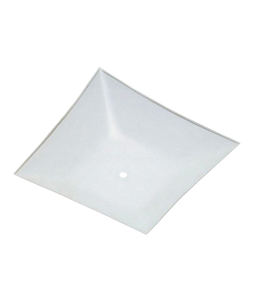 Westinghouse 12 in. Square Diffuser Shade, White