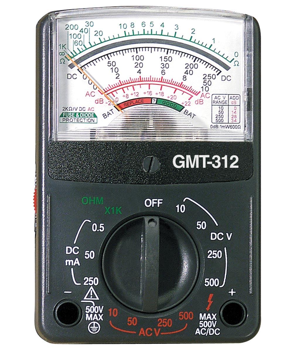 12 Range Pocket Multimeter