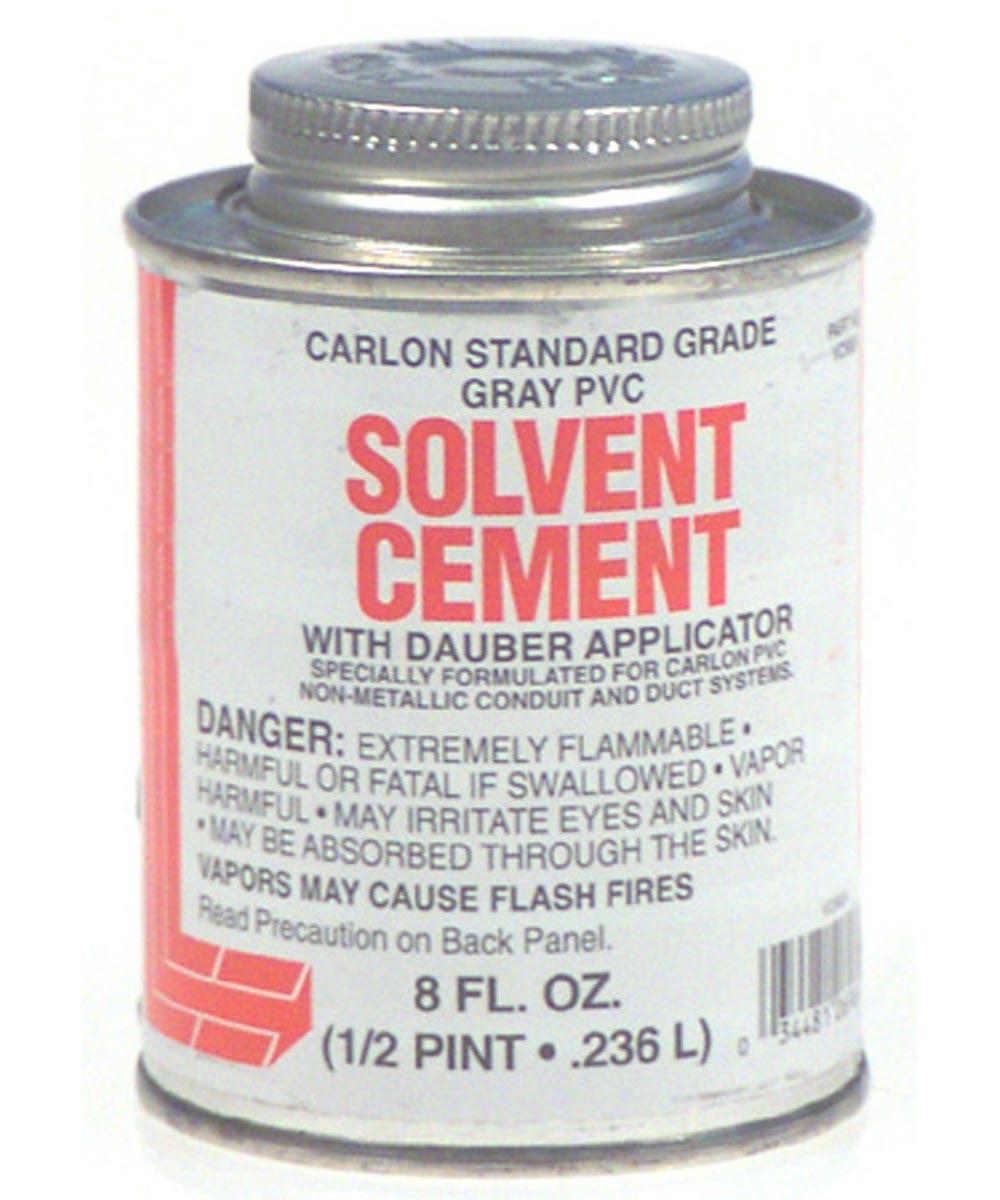 8 oz. Grey Solvent Cement