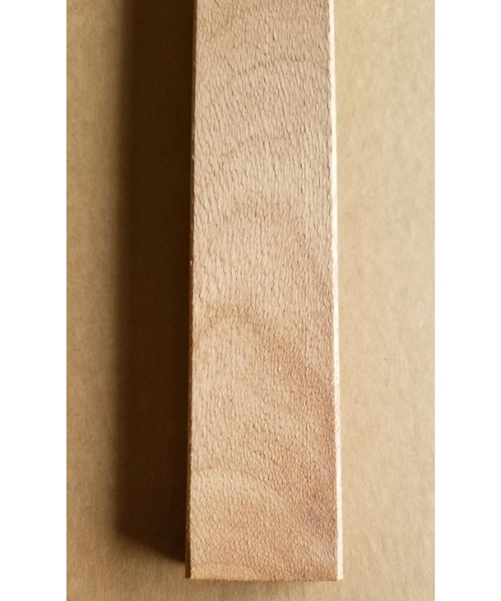 Lumber, Mahogany 1x2x8 KD S4S