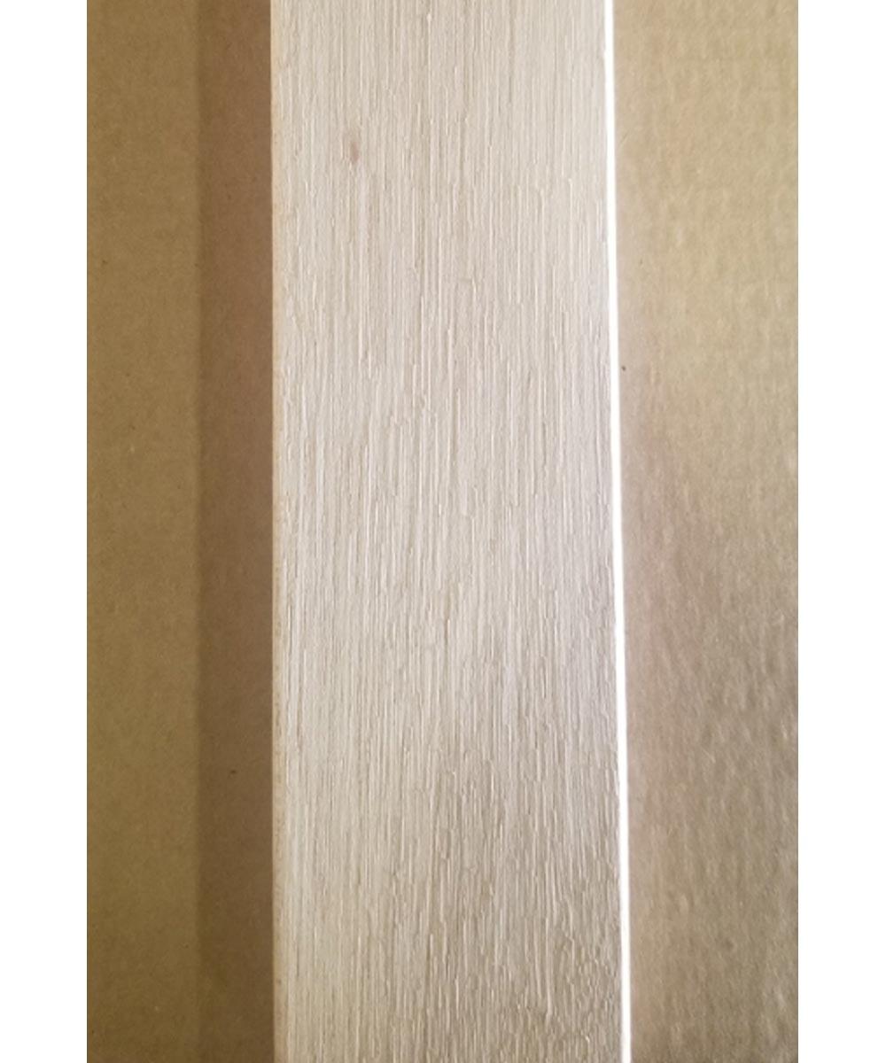 Lumber, Mahogany 1x3x8 KD S4S