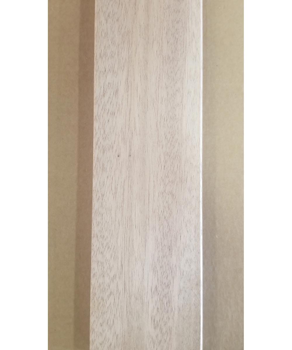Lumber, Mahogany 1x4x6 KD S4S