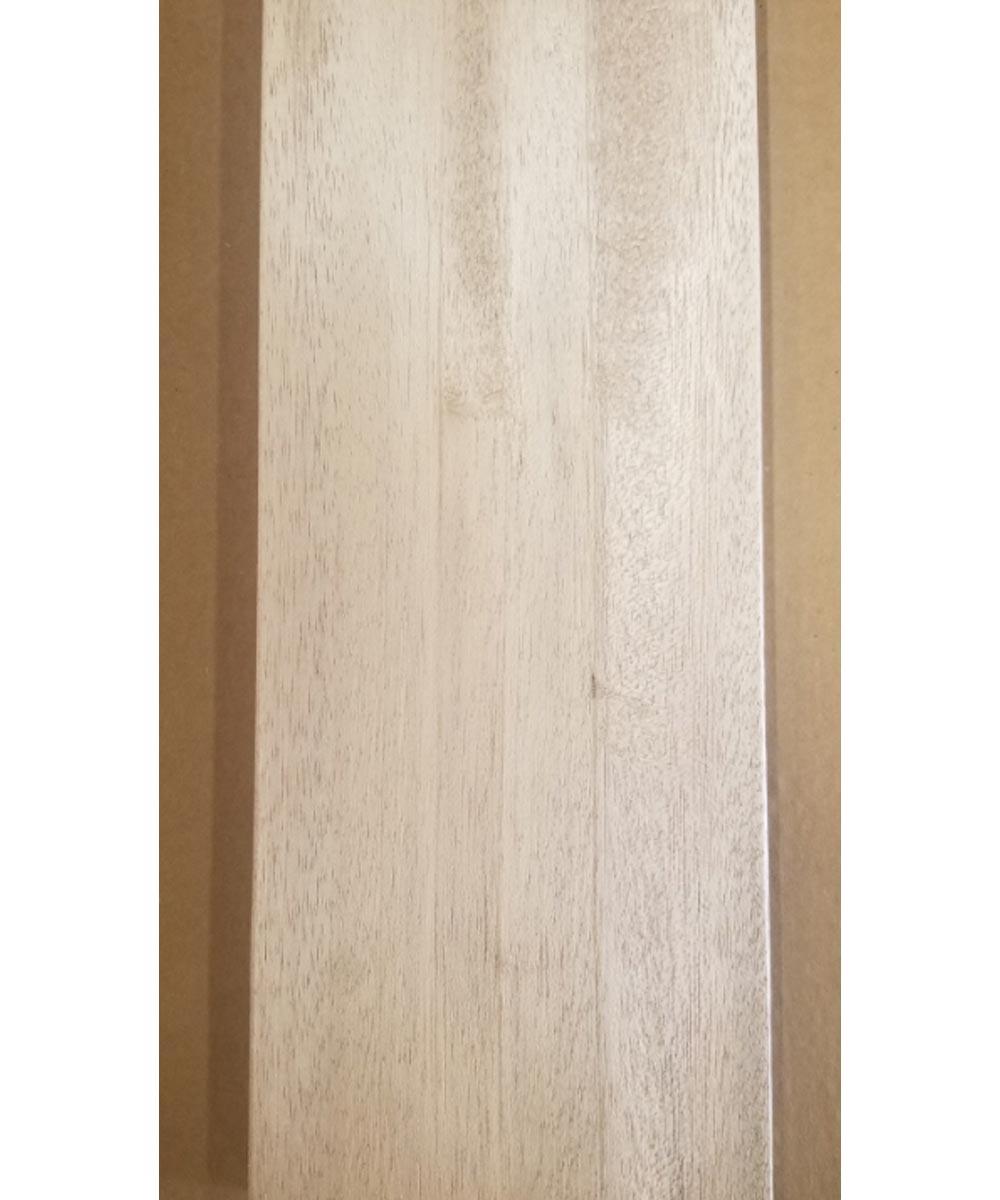 Lumber, Mahogany 1x6x6 KD S4S