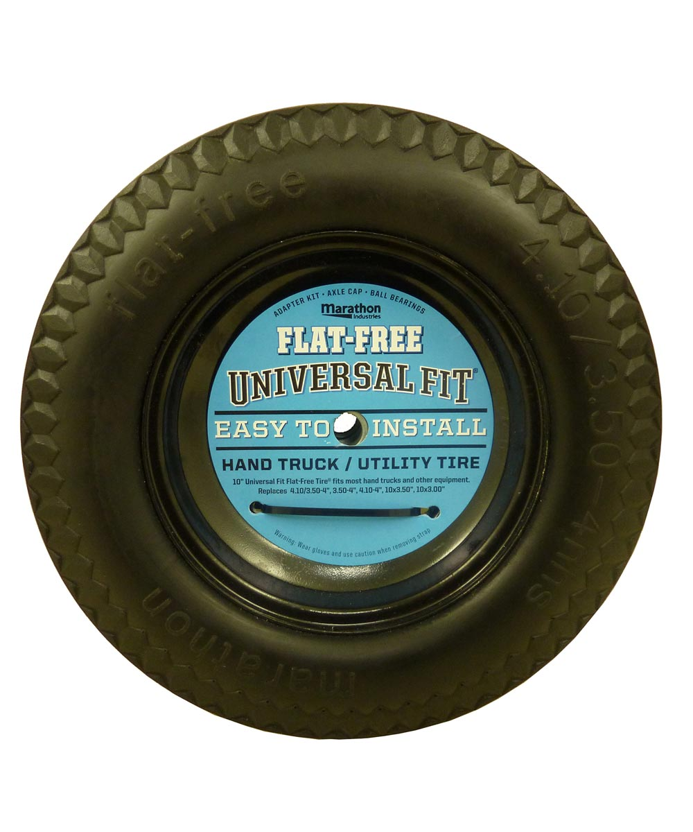 Universal Fit Flat Free Hand Truck Tire