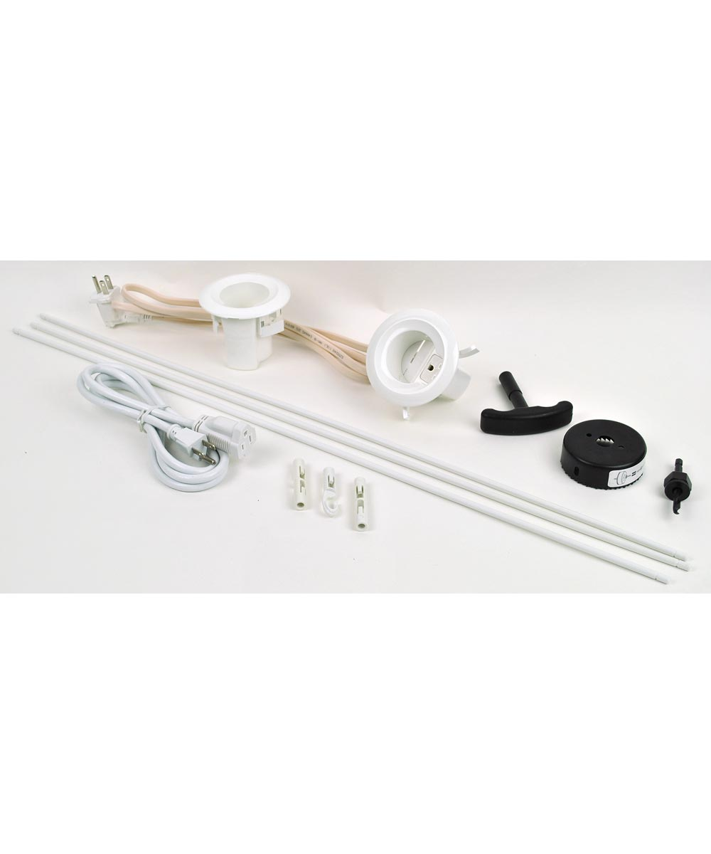 In Wall Cord & Cable Power Kit