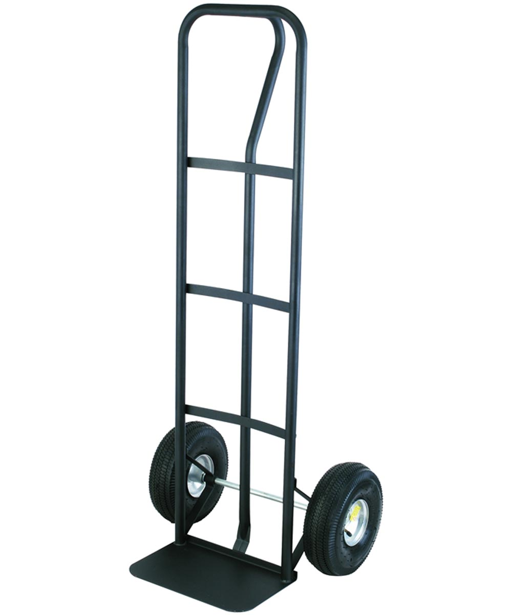 ProSource 600 lb. Capacity Hand Truck with P-Handle & Pneumatic Tires