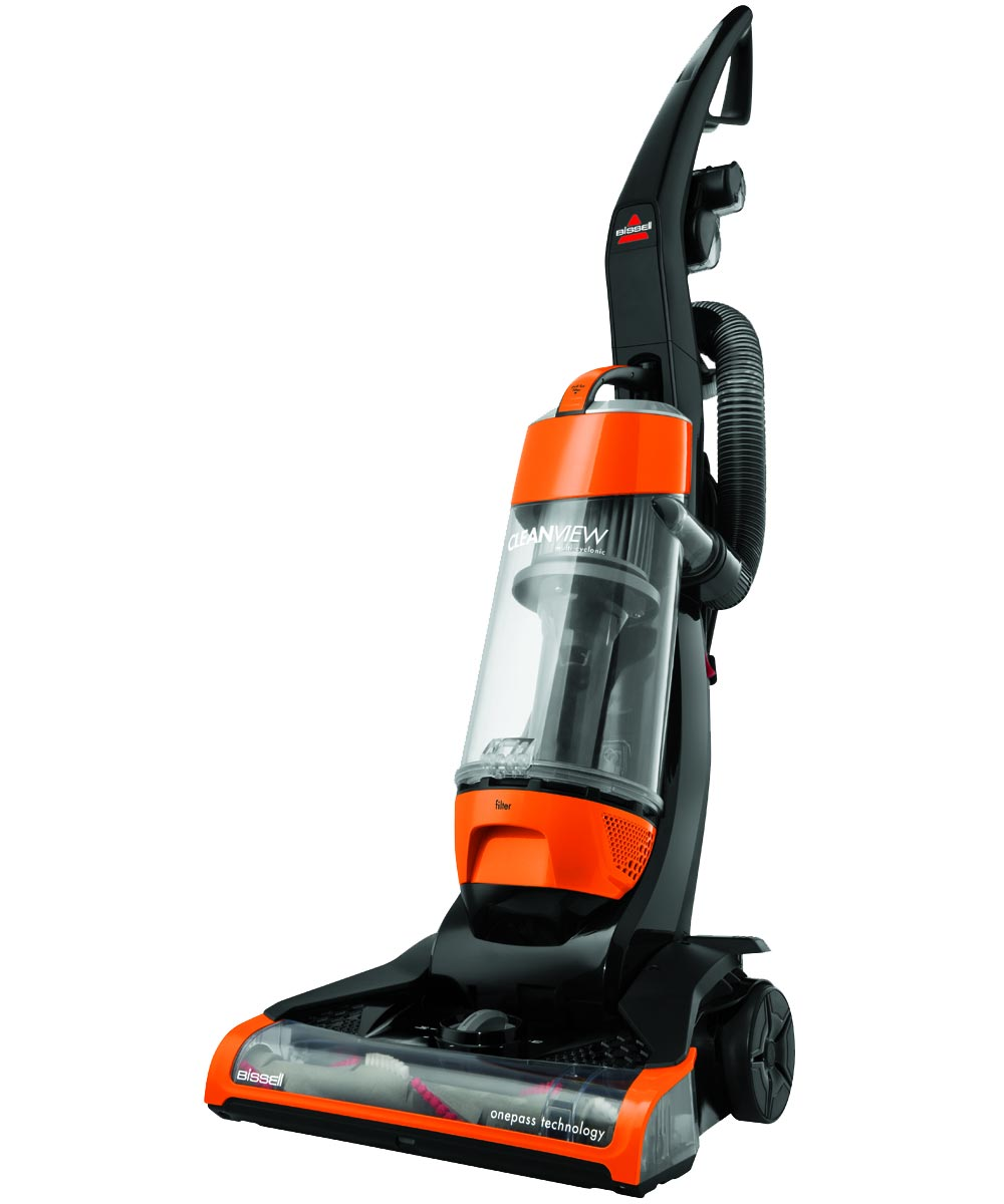CleanView Onepass Bagless Upright Corded Vacuum Cleaner, 10 A