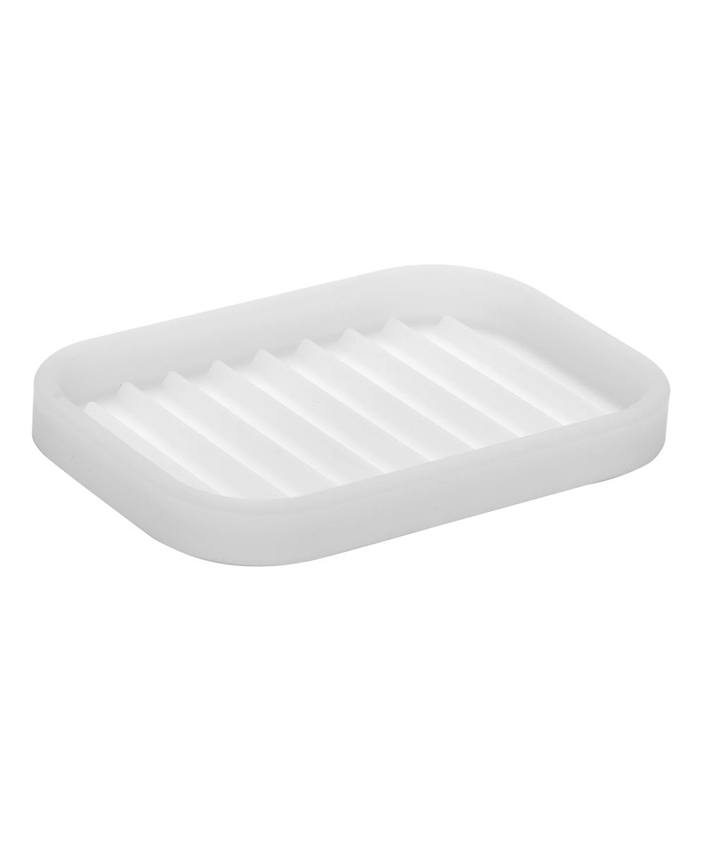 InterDesign Clear Lineo Sink Tray