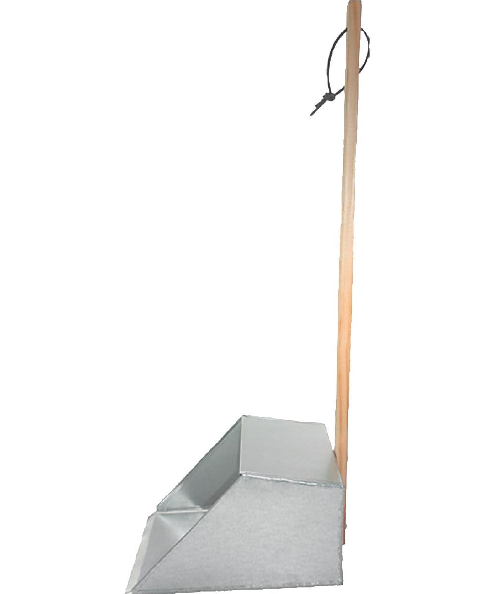 Large Outdoor Metal Dustpan