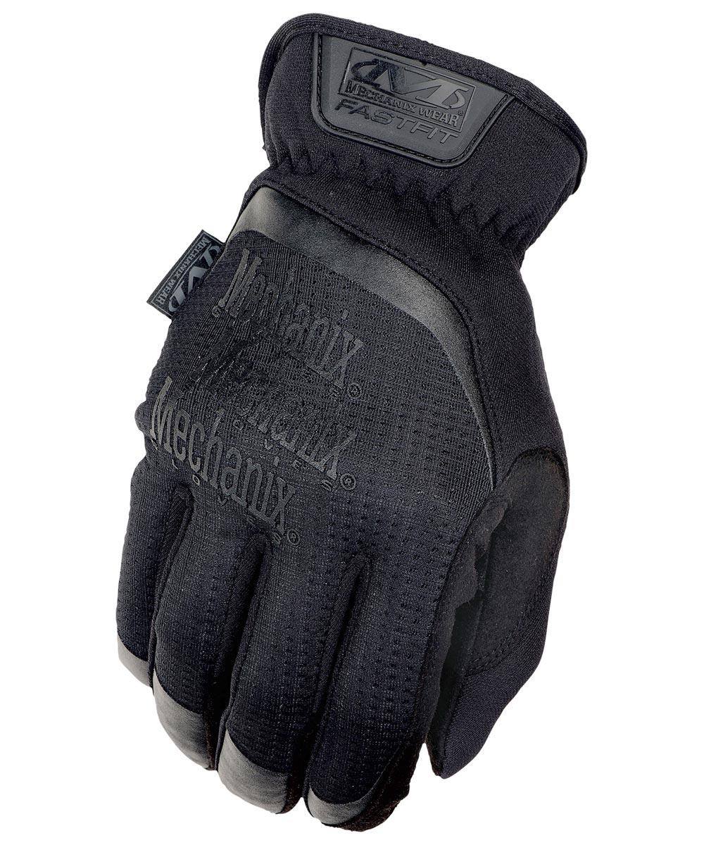 Mechanix Wear Large Black Fast Fit Work Gloves