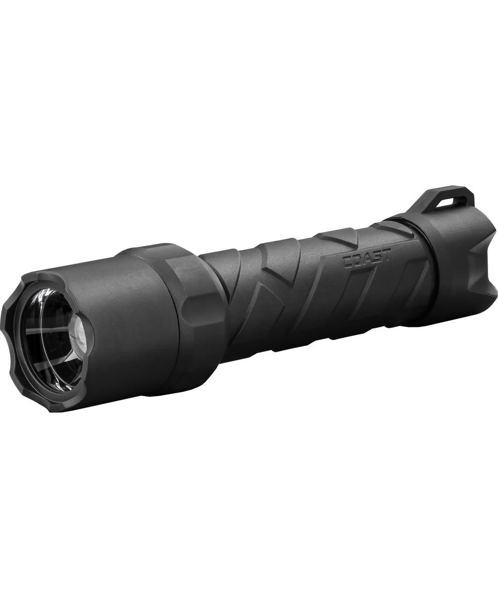 710 Lumen Waterproof/Drop Proof/Crush Proof Polysteel 600 LED Flashlight, 4AA