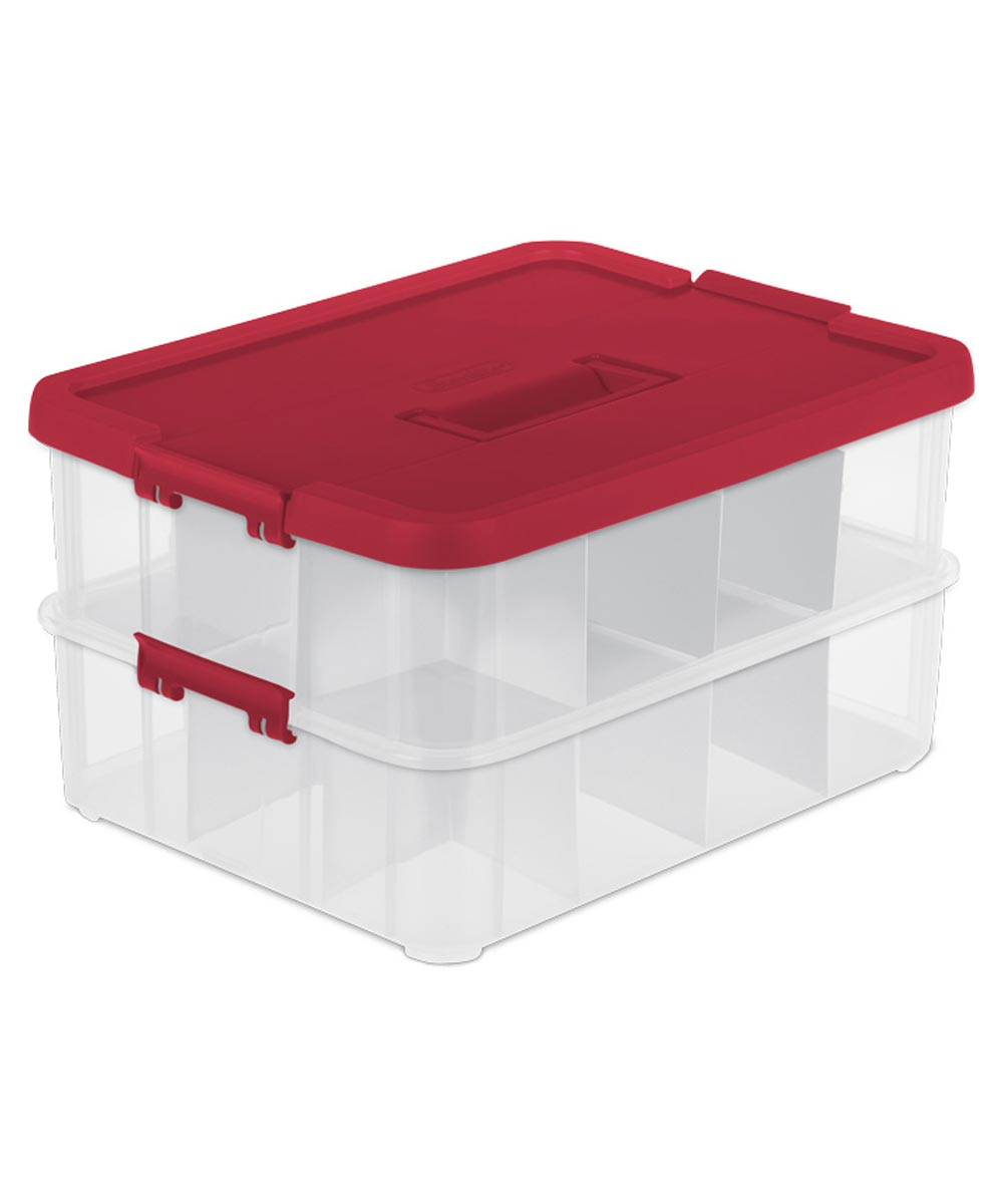 Stack & Carry 2-Layer Ornament Box