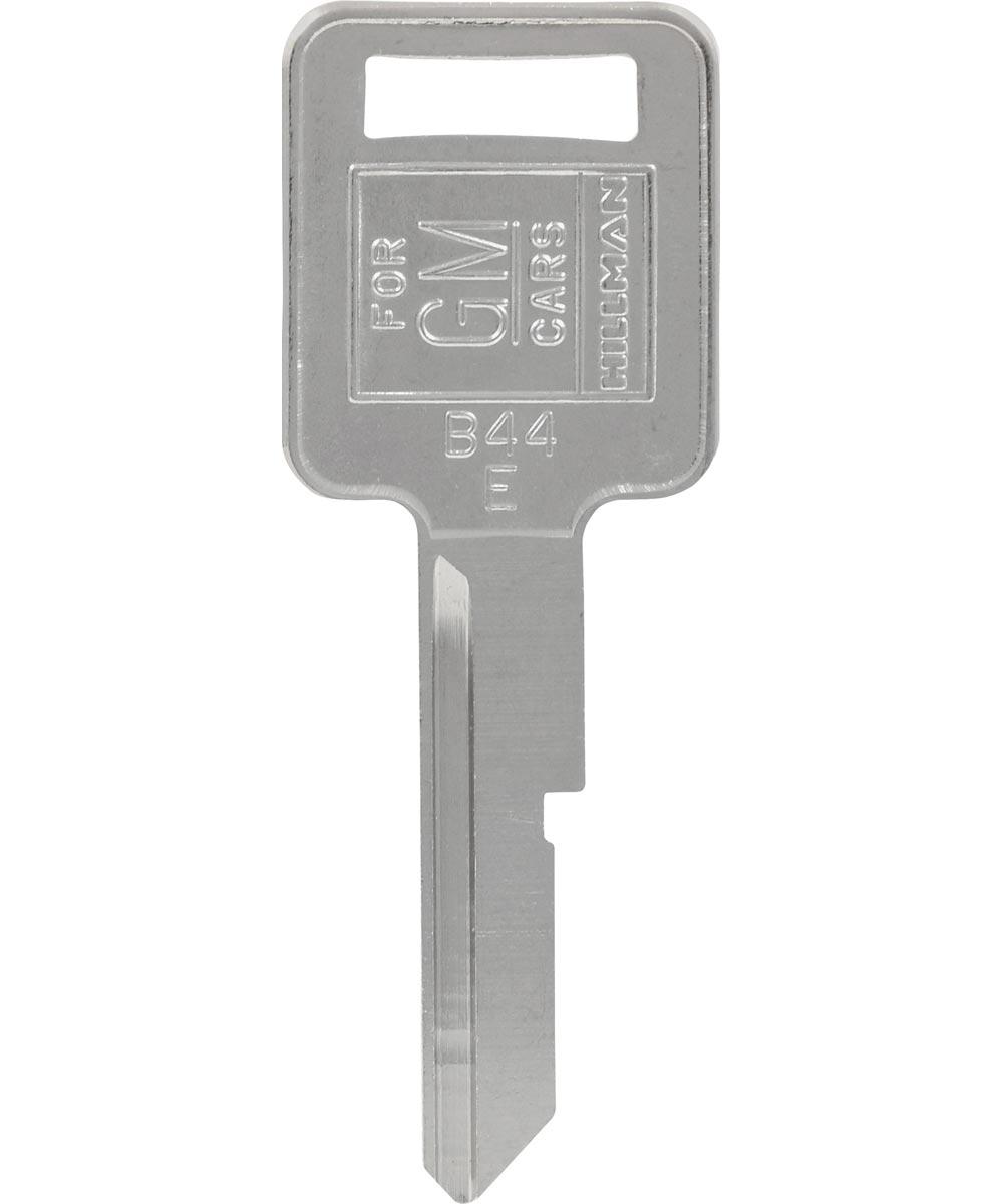 Single Cut Blank Key