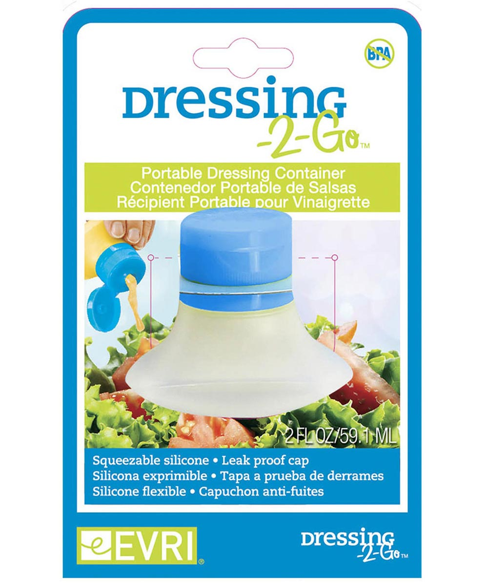 2 Ounce Dressing-2-Go, Assorted Colors