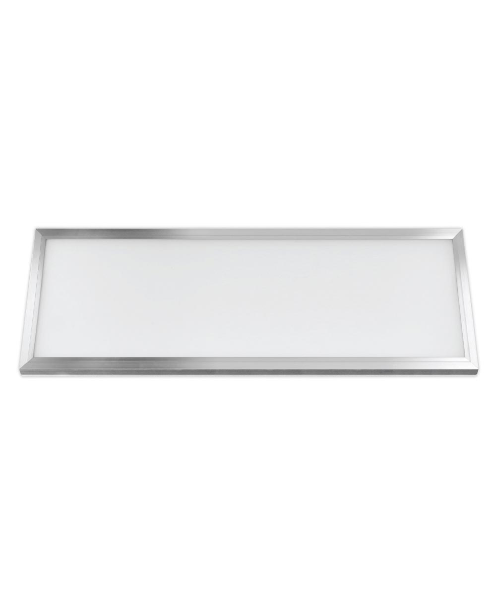 Feit Electric 48 in. x 12 in. 50 Watt Flat Panel LED Dimmable Ceiling Fixture