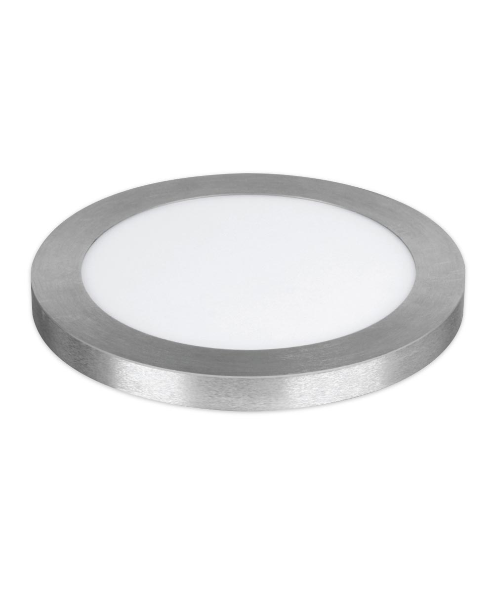 Feit Electric 11 in. 12 Watt Round Flat Panel LED Dimmable Ceiling Fixture