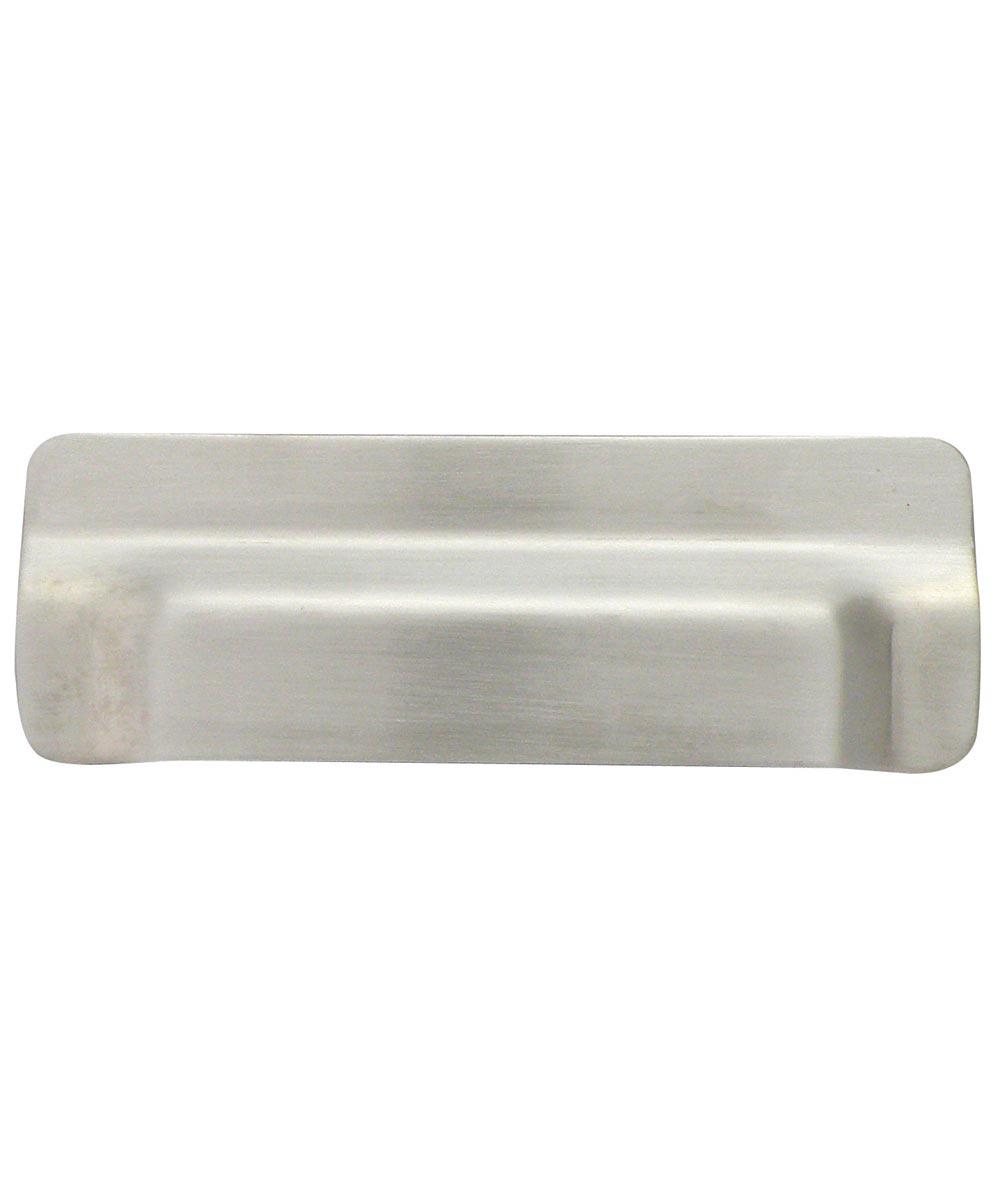 6 in. Stainless Steel Door Latch Protector