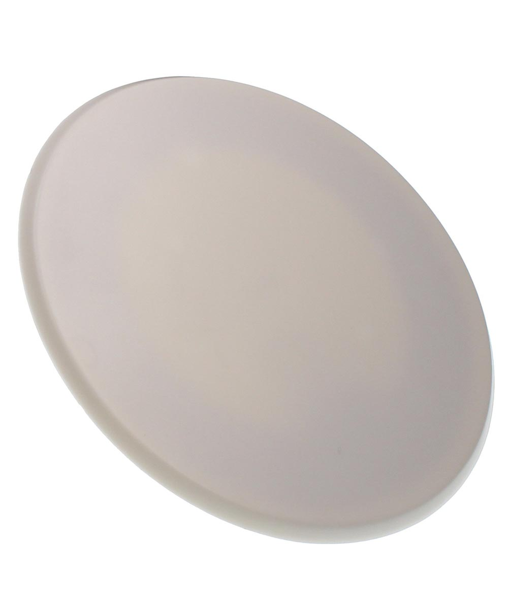 5 in. White Wall Protector Plate