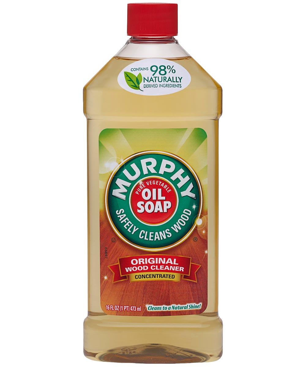 Murphy Original Oil Soap, 16 oz., Bottle, Amber, Viscous Liquid, Citrus