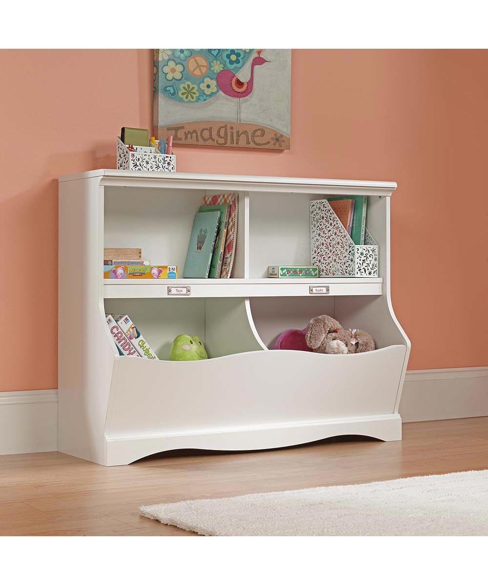 Pogo Bookcase/Footboard Storage