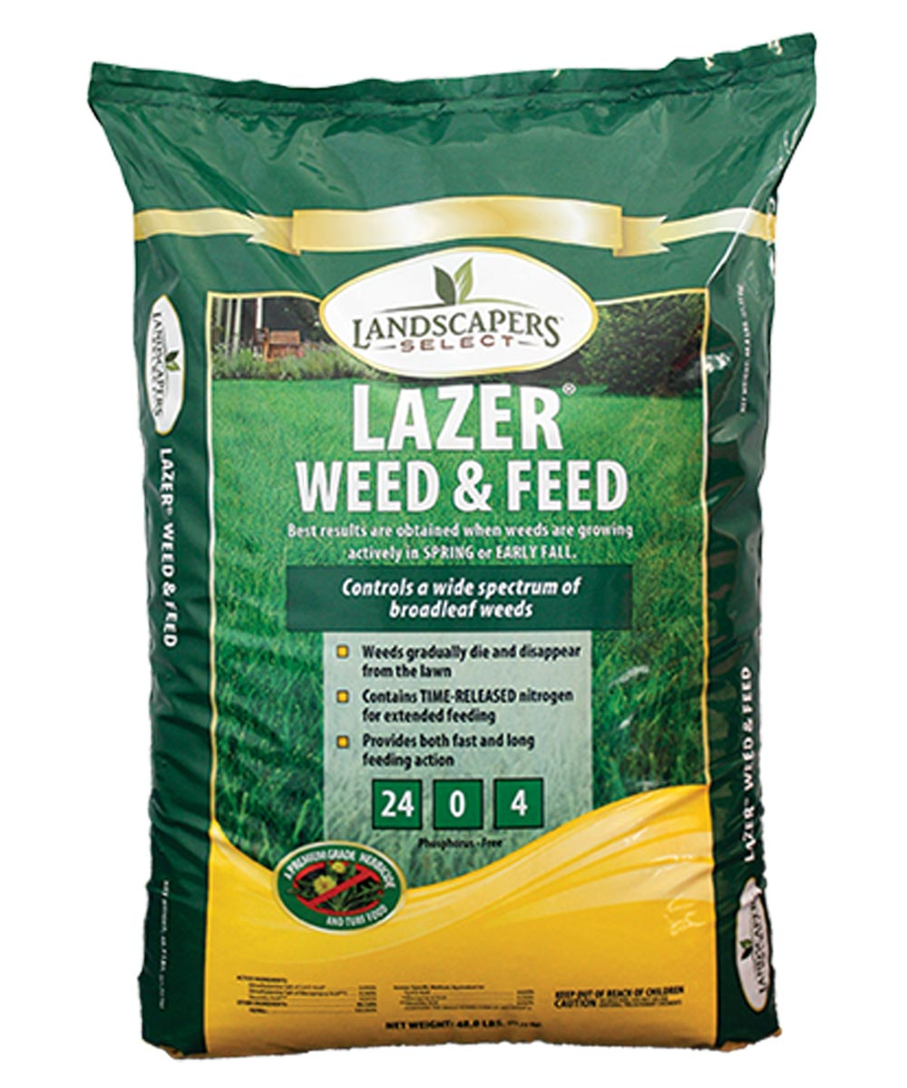 Turfcare Lawn Weed and Feed, 16 lb., 5000 sq-ft