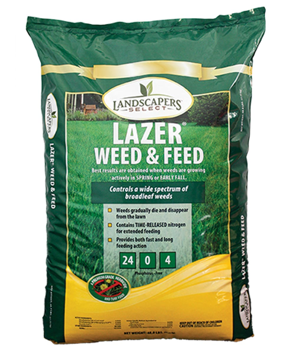 Turfcare Lawn Weed and Feed, 48 lb., 15000 sq-ft