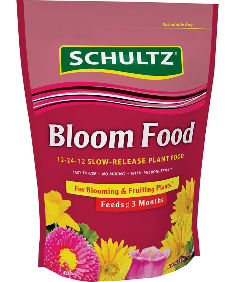 Schultz Slow-Release Bloom Fertilizer, 3.5 lb., Granules