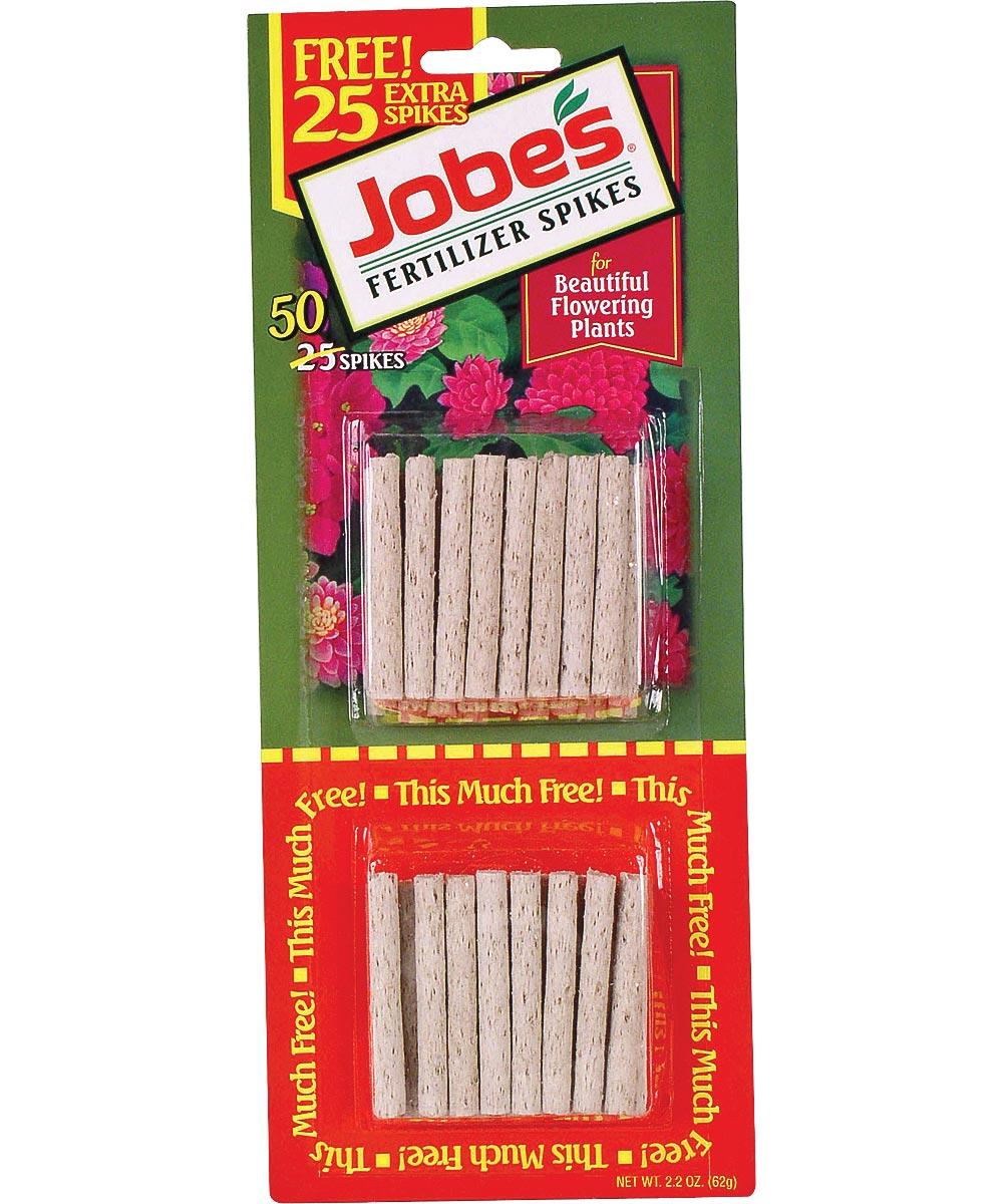 Jobe's Easy Gardener Plant Fertilizer Spikes