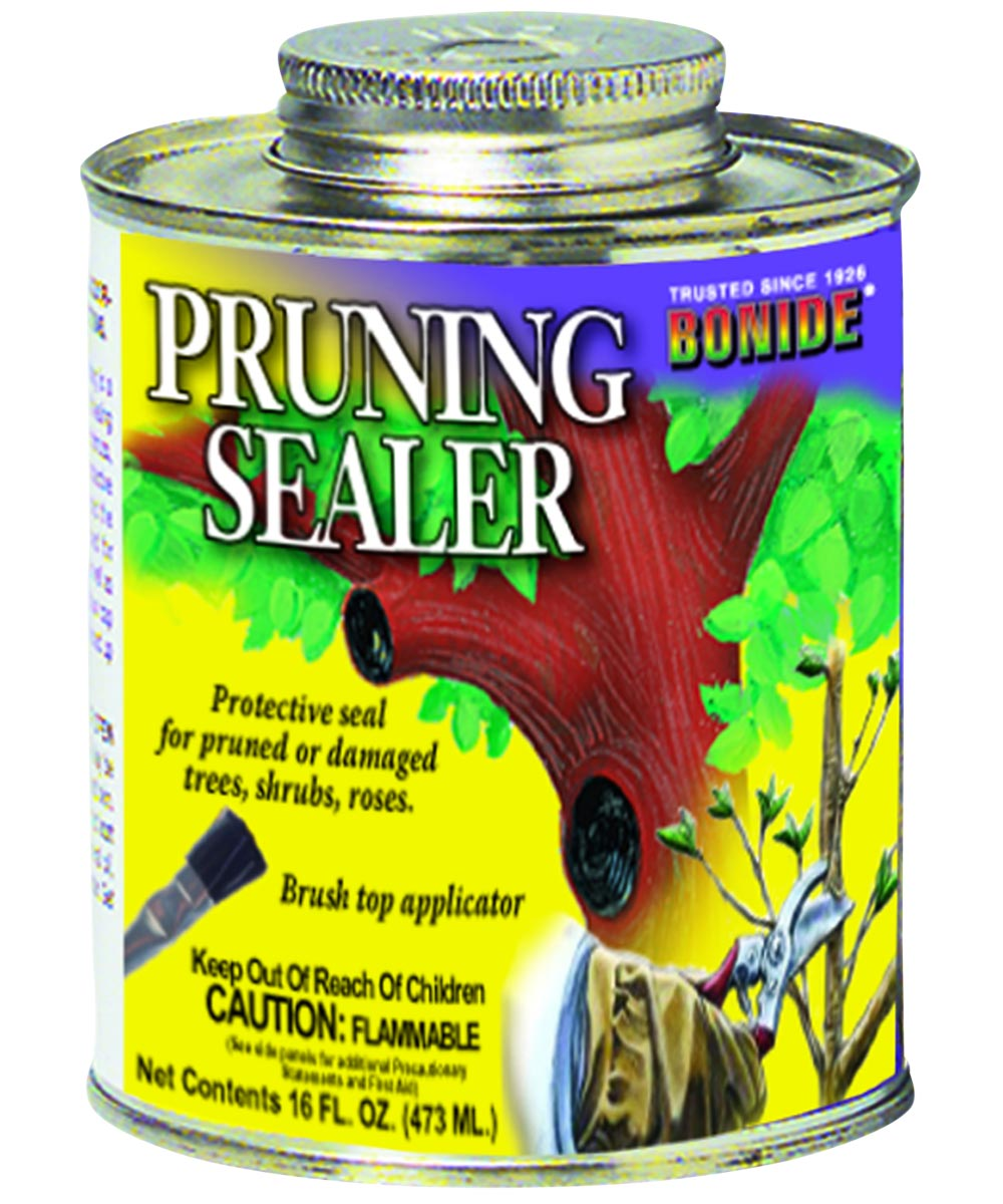 Protective Pruning Sealer, 16 oz. with Brush Applicator
