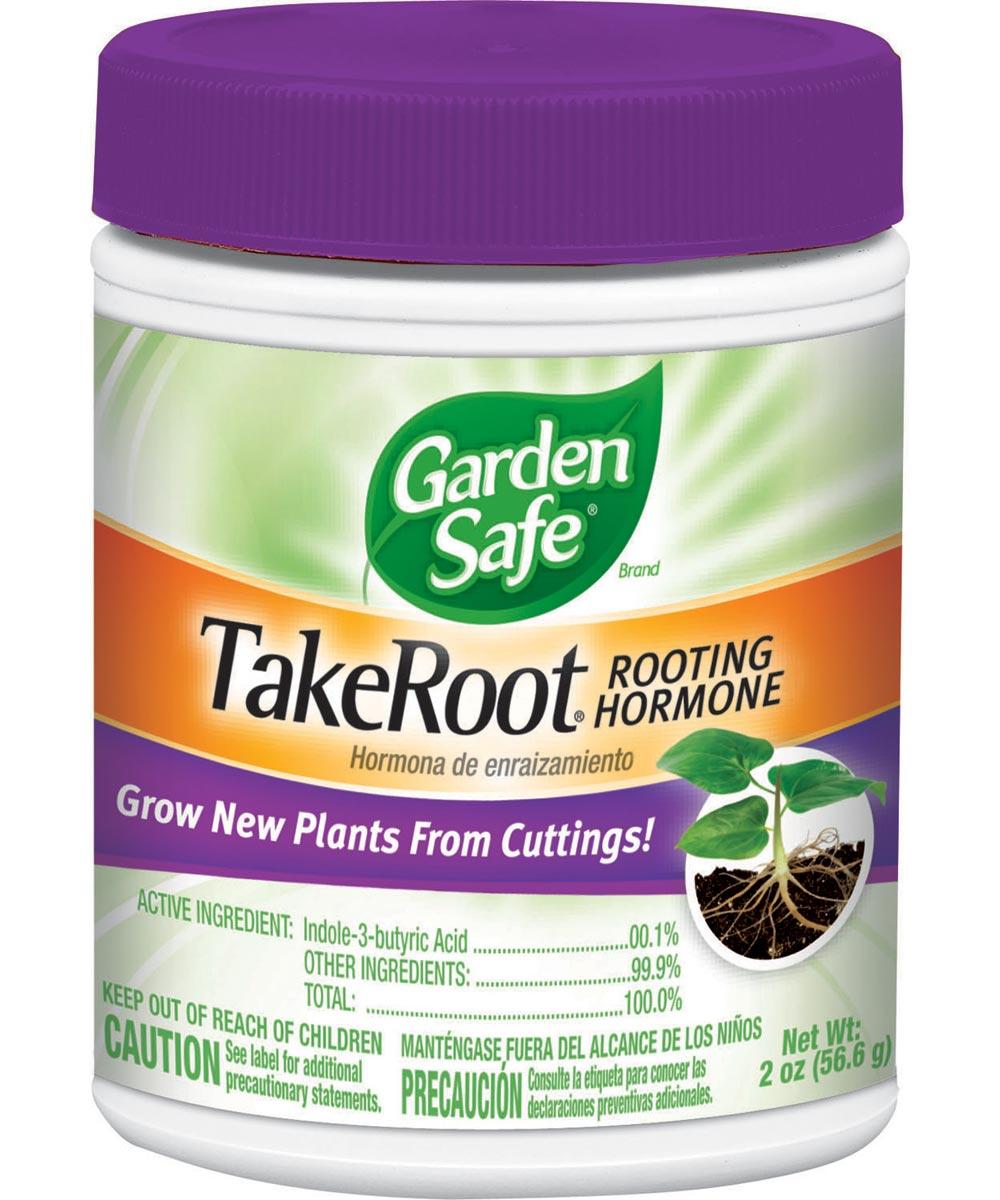 Garden Safe TakeRoot Rooting Hormone, 2 oz.