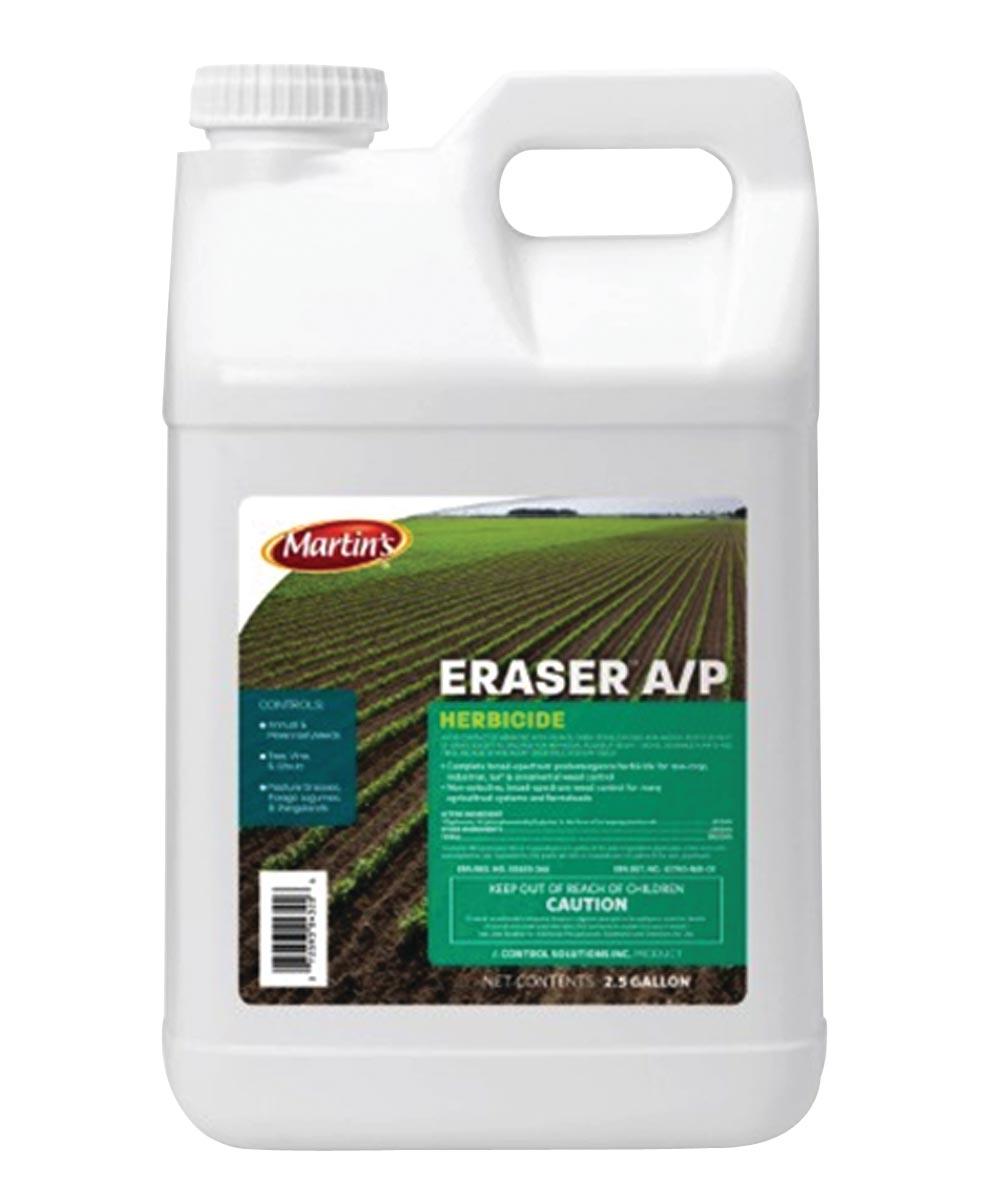 Martin's Eraser A/P Herbicide, 2.5 Gallons