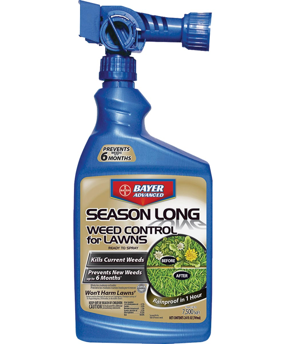 Bayer Advanced 2-in-1 Weed Control, 24 fl-oz., Spray Container, Liquid