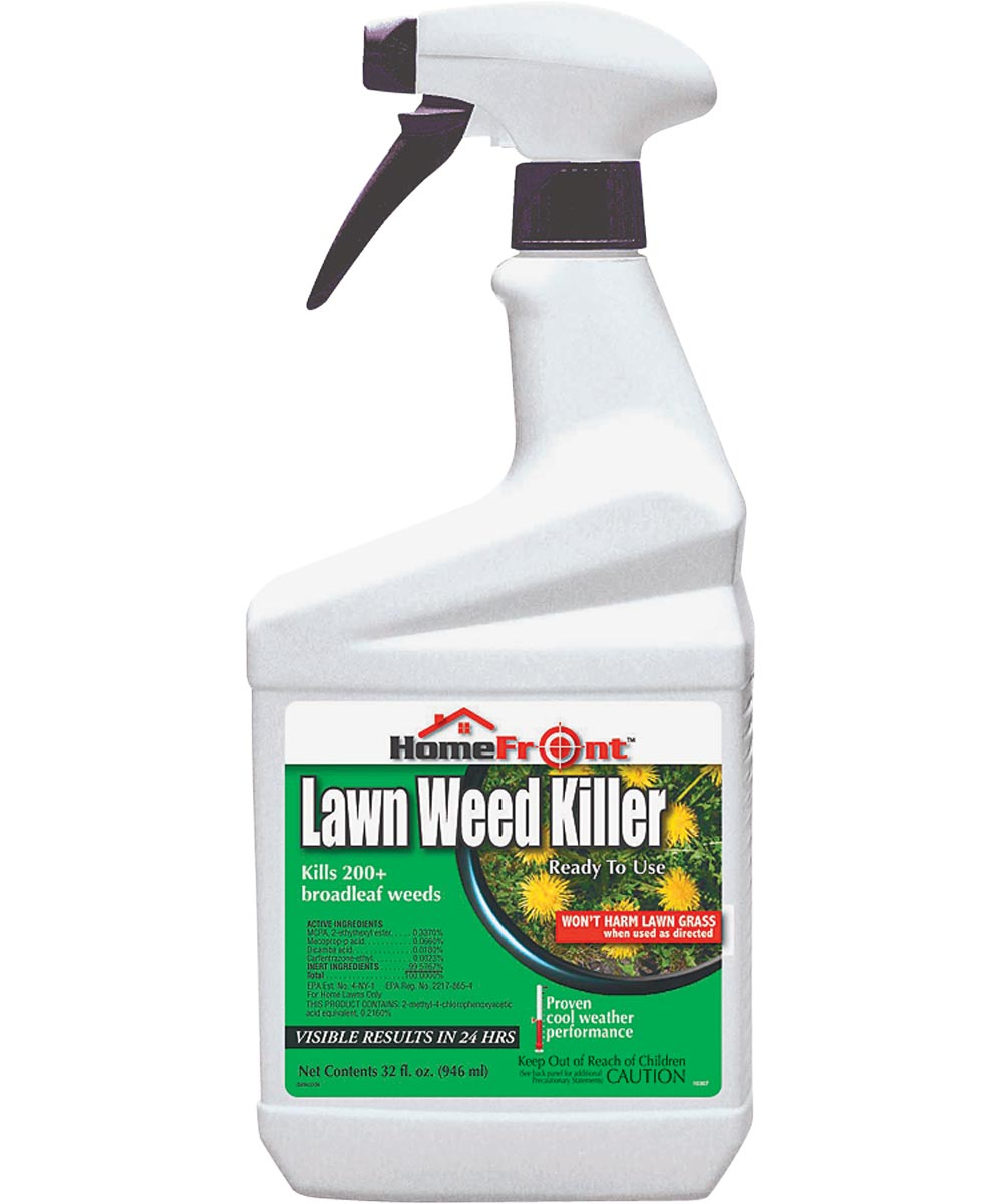 HomeFront Lawn Weed Killer, 32 oz. Spray