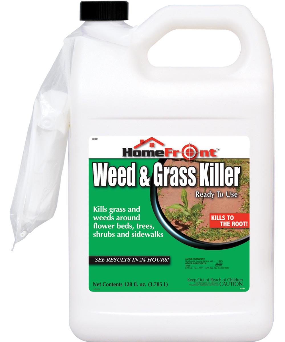 HomeFront Weed & Grass Killer, 1 Gallon