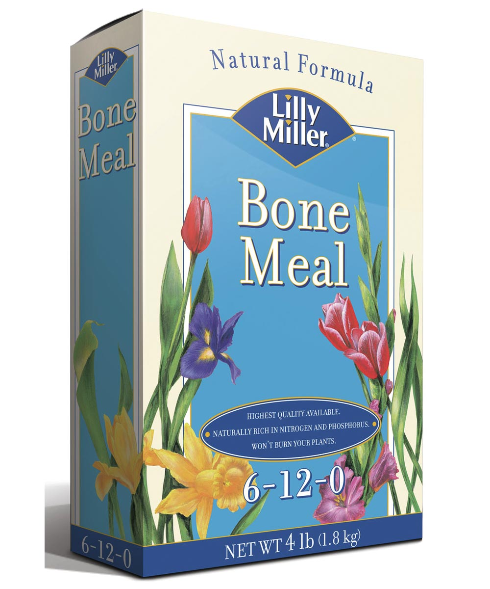 Lilly Miller Plant Bone Meal 6-12-0, 4 lbs.