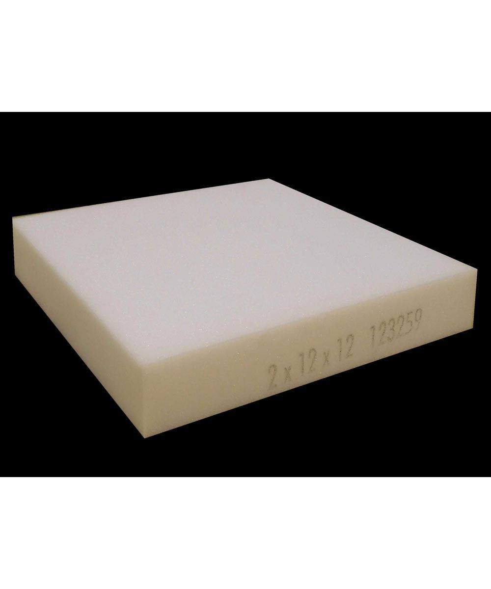 2 in. x 12 in. Square Polyurethane Foam