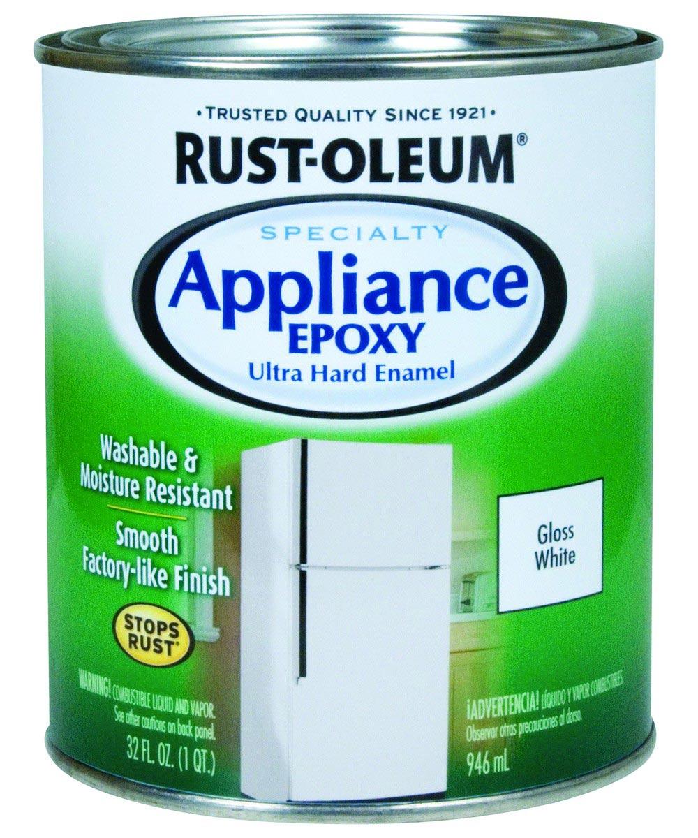 Specialty Appliance Epoxy, Quart, White