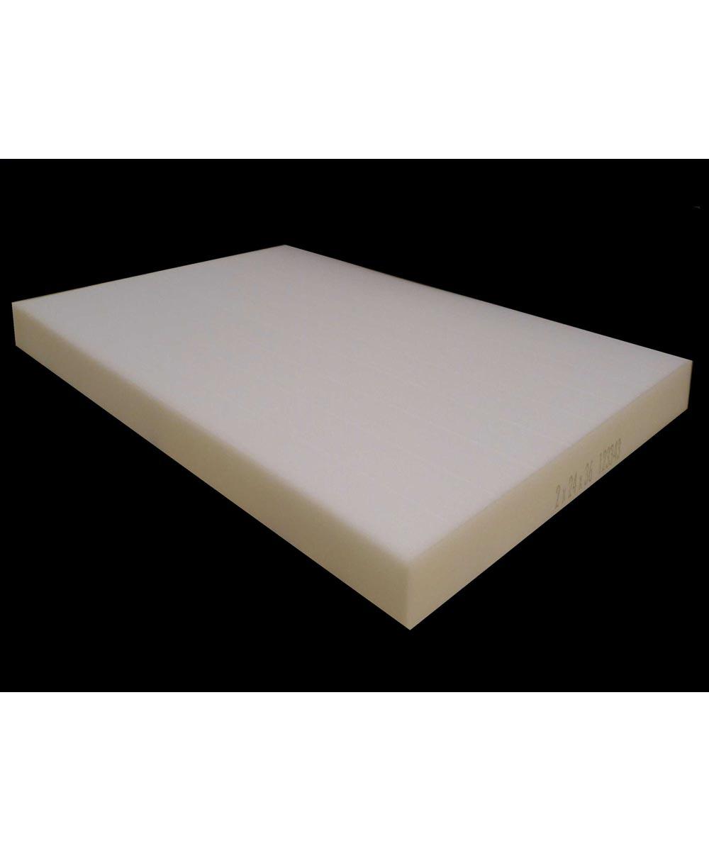 2 in. x 24 in. x 36 in. Rectangle Polyurethane Foam