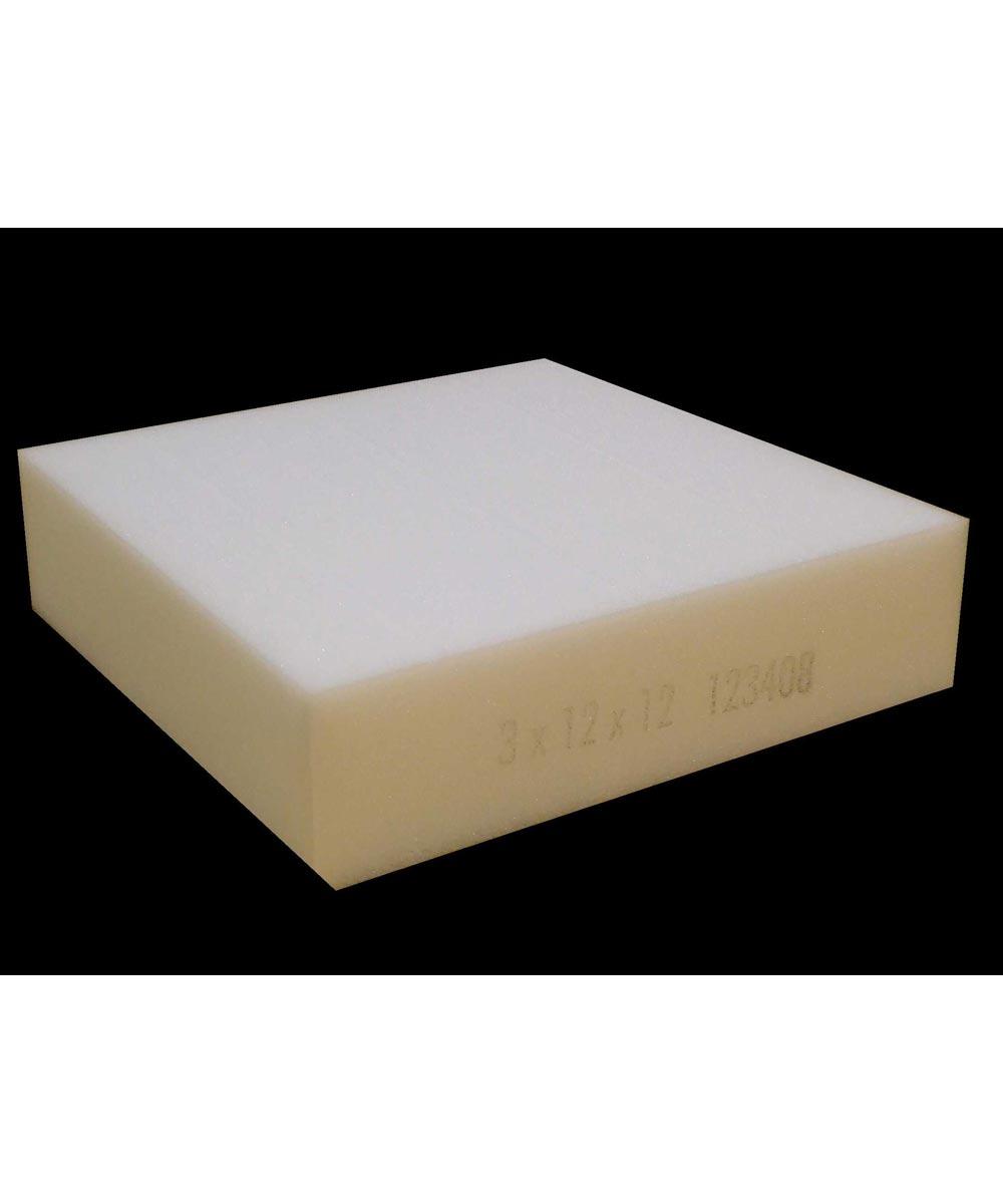 3 in. x 12 in. Square Polyurethane Foam