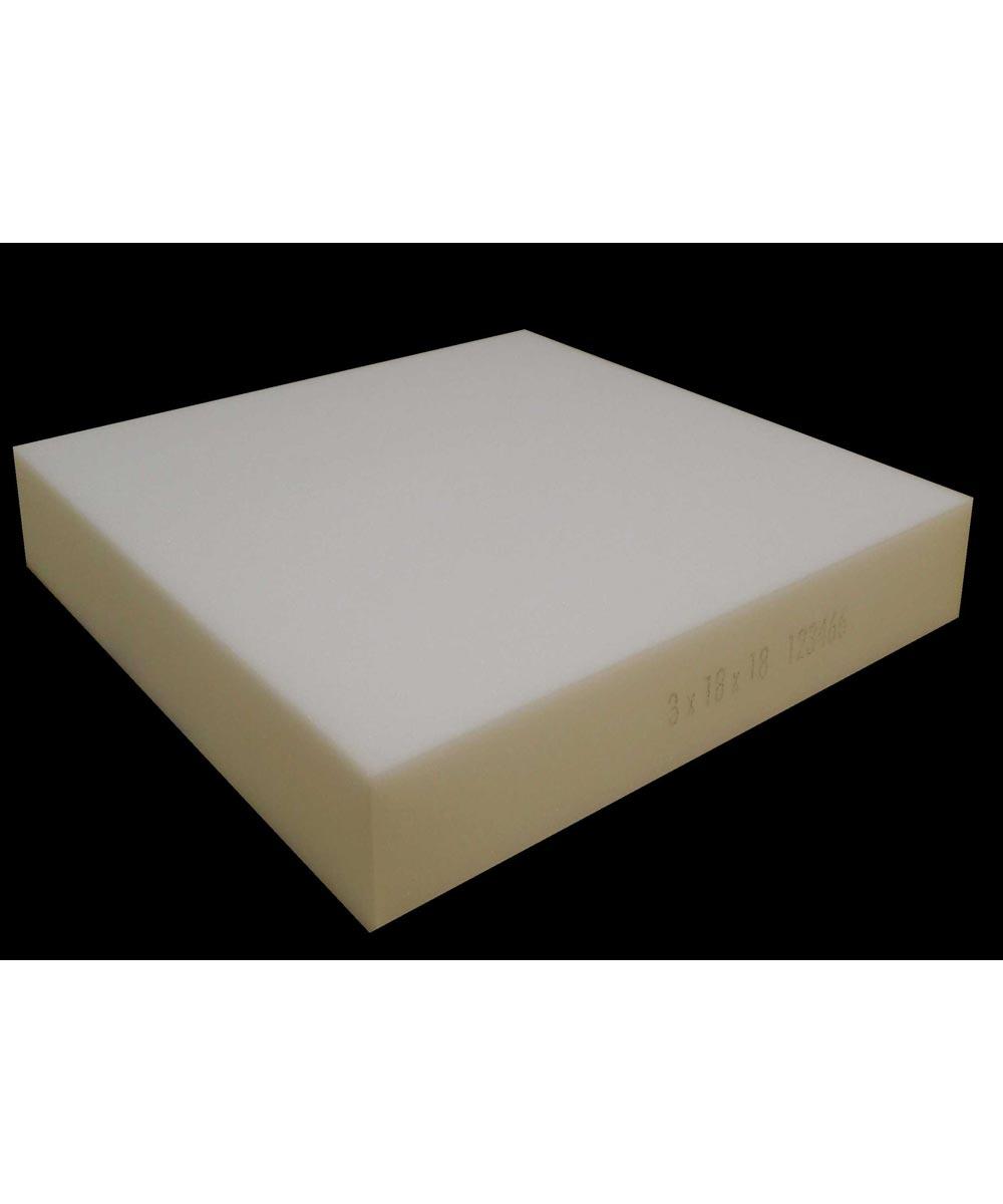 3 in. x 18 in. Square Polyurethane Foam