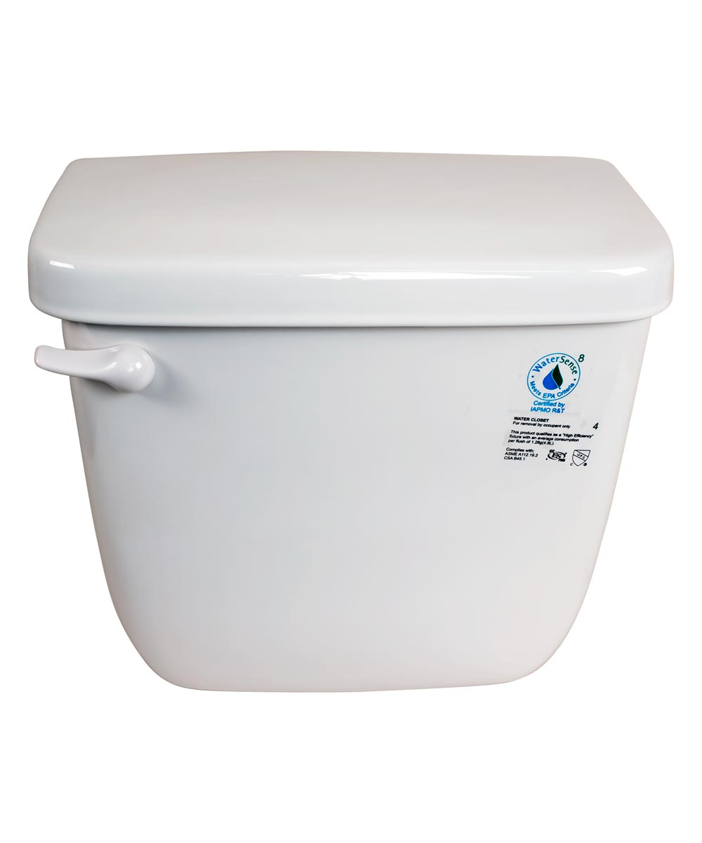 Jerritt 1.28  GPF Toilet Tank