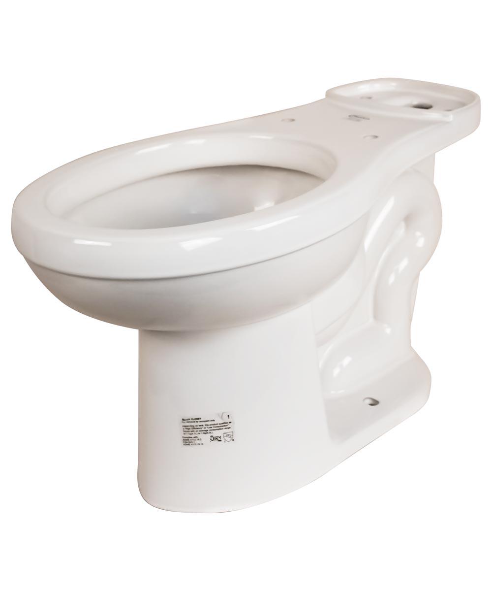 ProFlo Universal Round 1.1 - 1.6 GPF Toilet Bowl