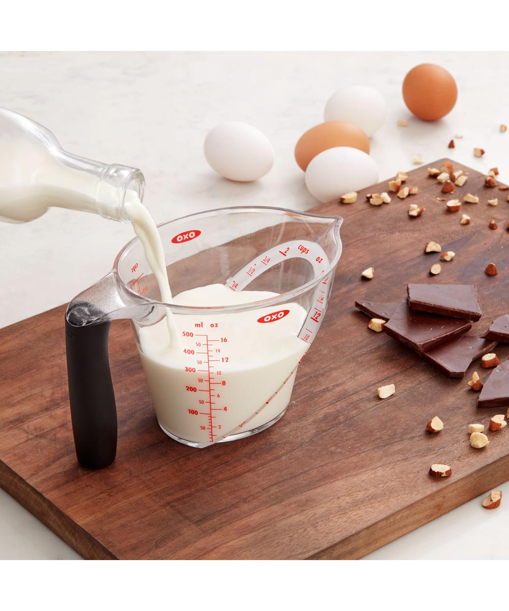 OXO Good Grips 2 Cup Angled Measuring Cup, Tritan