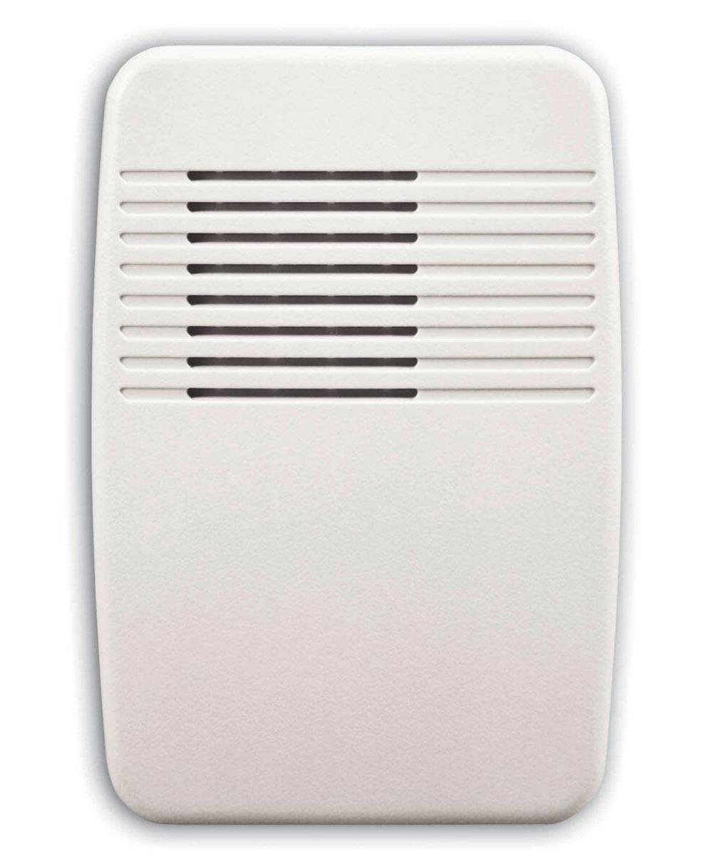 White Wireless Doorbell Add On Chime