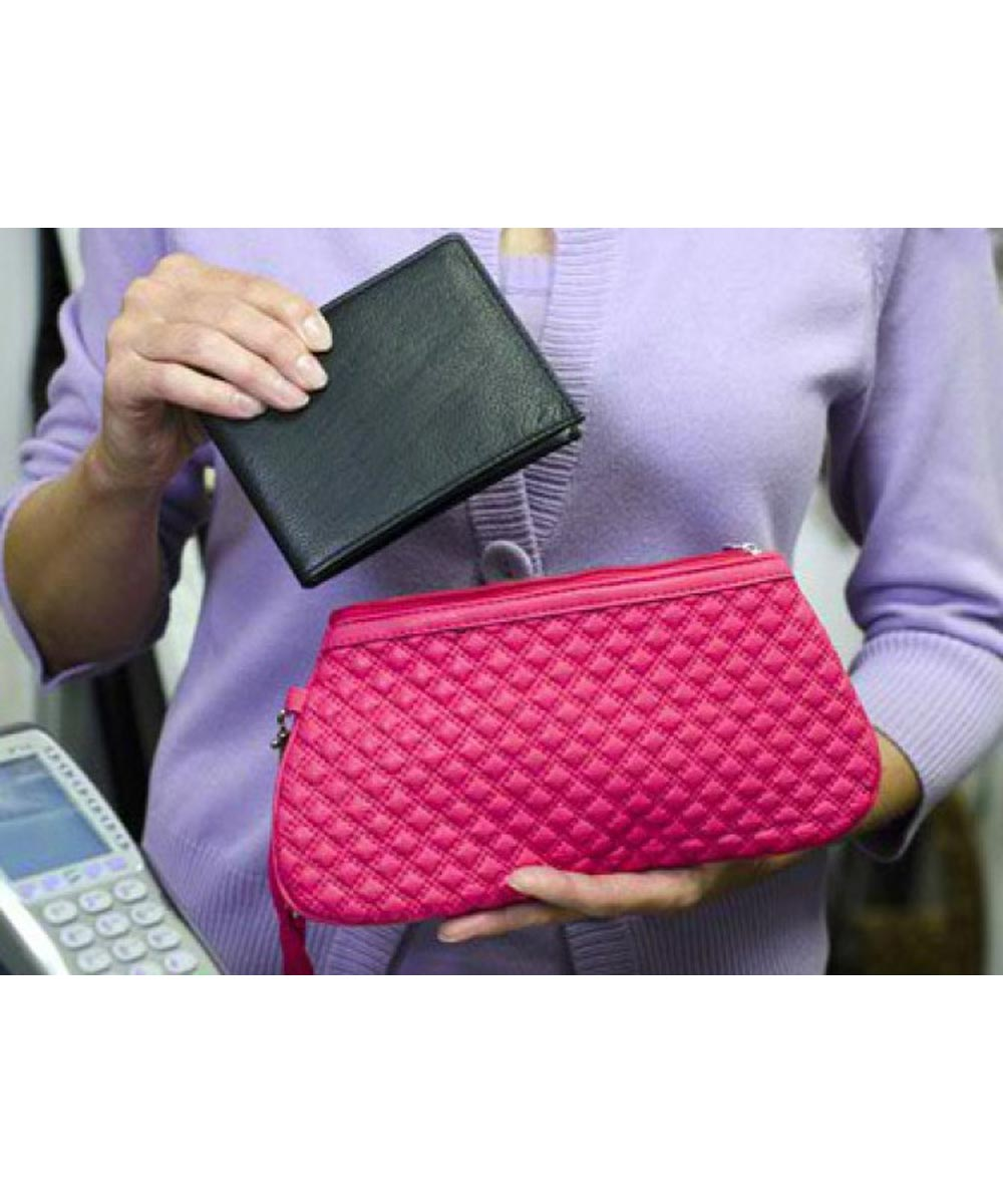 Wonder Wallet with RFID Blocking